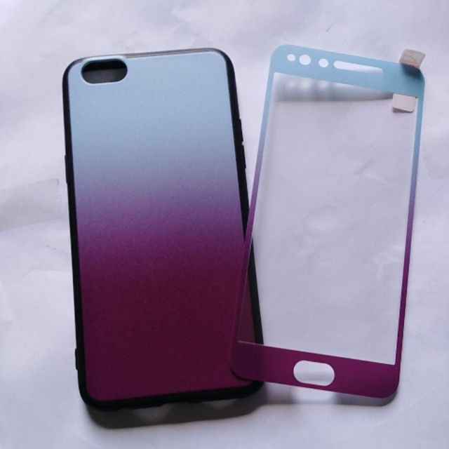 newest 99d97 a515b OPPO F3 OMBRE 2IN1 CASE