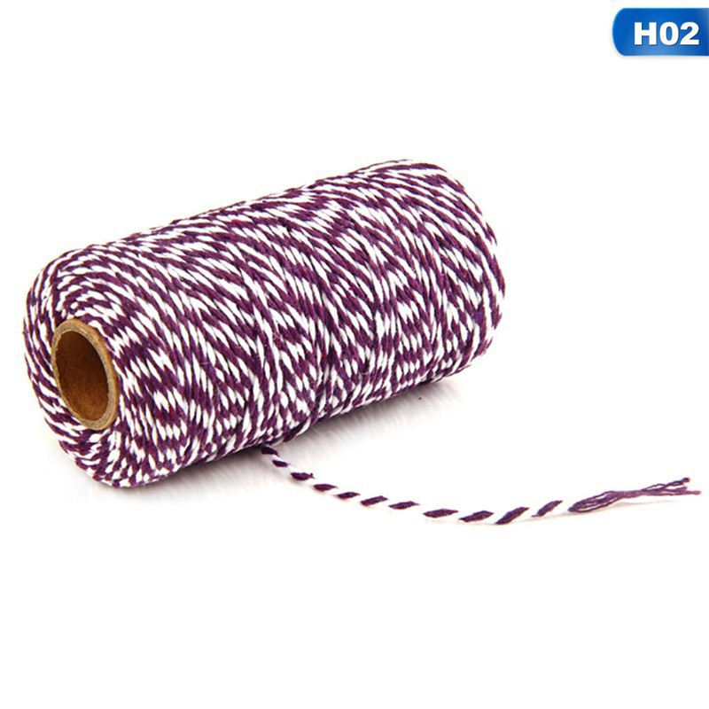 Mimi Pack Cotton Bakers Twine Purple