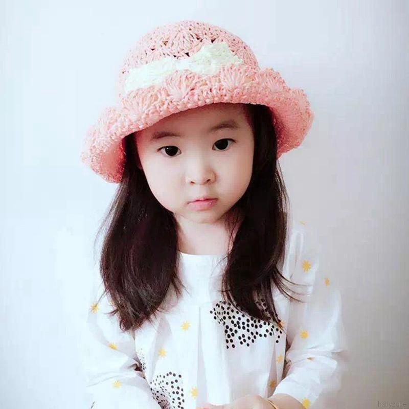 6C2A 2pcs//Set Hat+Scarf Infant Boys Girls Baby Accessories Toddler Cap