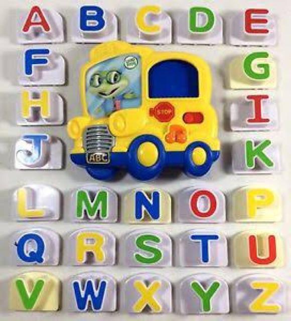 leapfrog abc bus online -
