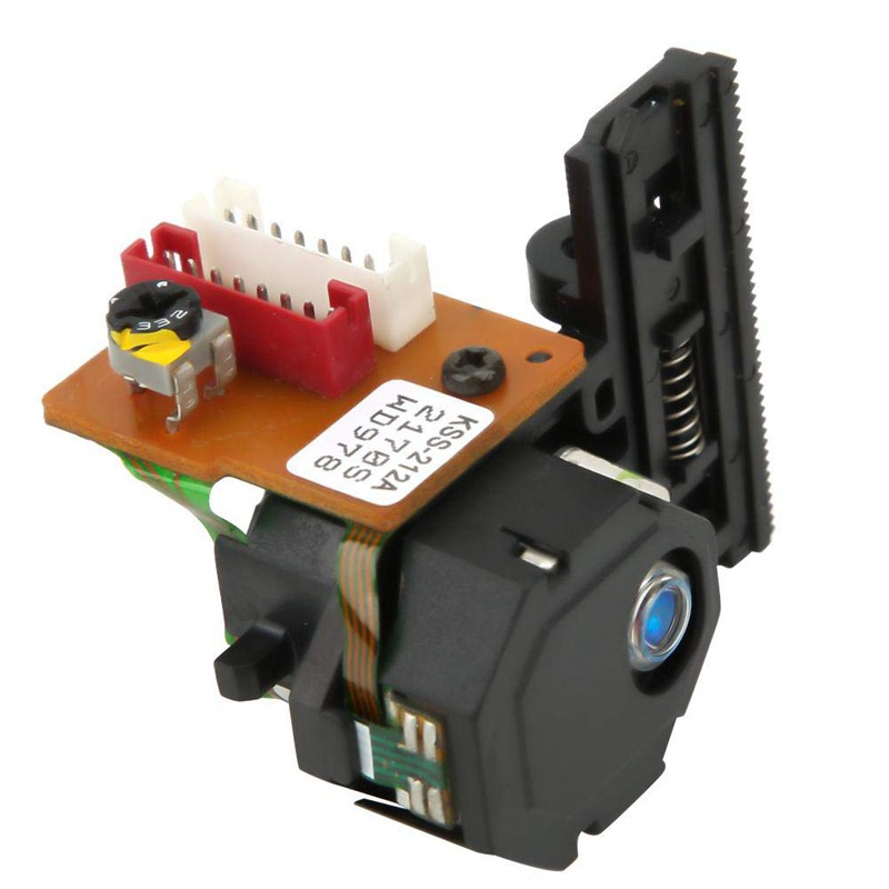 Laser Pickup,KSS-212A Laser Head VCD CD Audio Replaceable KSS-210A 212B 150 Optical Pickup Laser Lens
