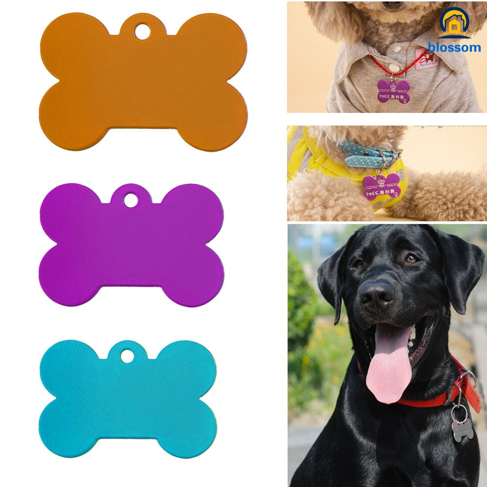 fd3d33c1892c Aluminum Pet Tag (Personalized Pet ID Tags / Dog Tag) | Shopee Philippines
