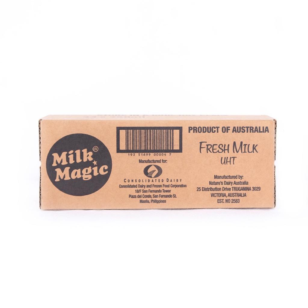Gift Grocery Milk Magic Fresh Milk 250ml ( Set of 24)