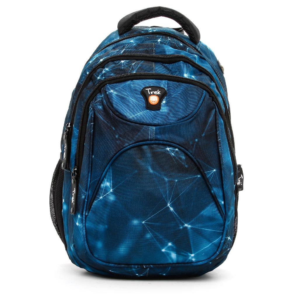 5a8282bd9a3d Travel Basic Mens Erwan Backpack in Blue