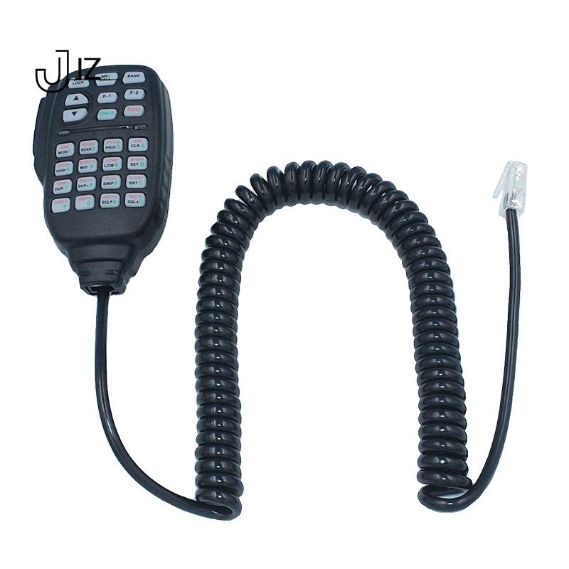 NEW RJ-45 Plug HM-133 DTMF Mic for ICOM IC-2720H IC-2820H sw Microphone US STOCK