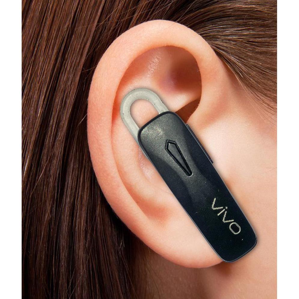 ViVo Wireless Bluetooth Headset Earphones With Mic
