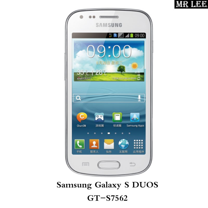 Original Sumsang Galaxy GT-S7562 cellphone android phone