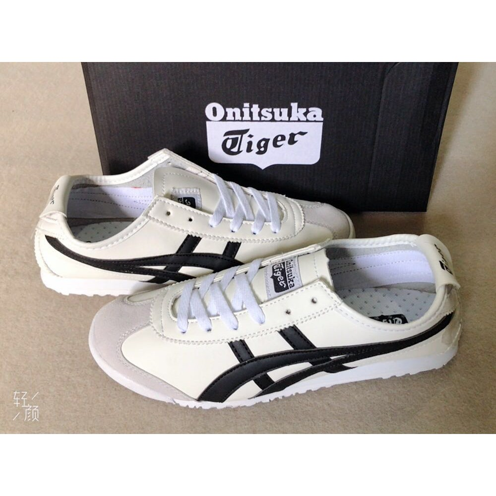 best website c8ac4 84368 Onitsuka Tiger Sneakers Shoes For Men White/BLACK