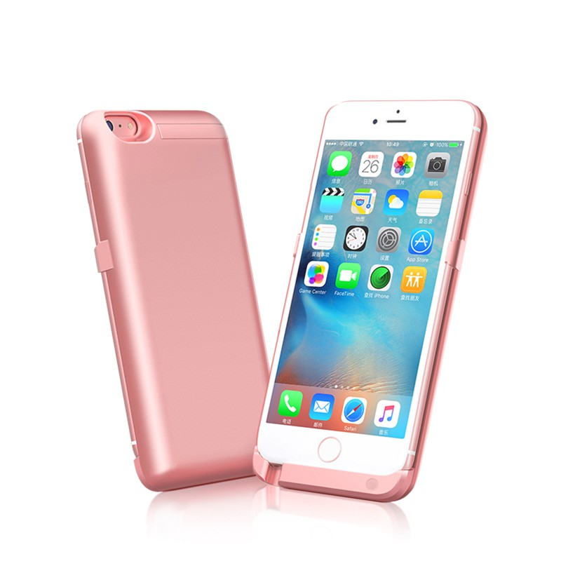 detailed look e4a31 5906c iPhone 6 Plus/6sP 6/6s Powerbank Case in Power bank 10000mah
