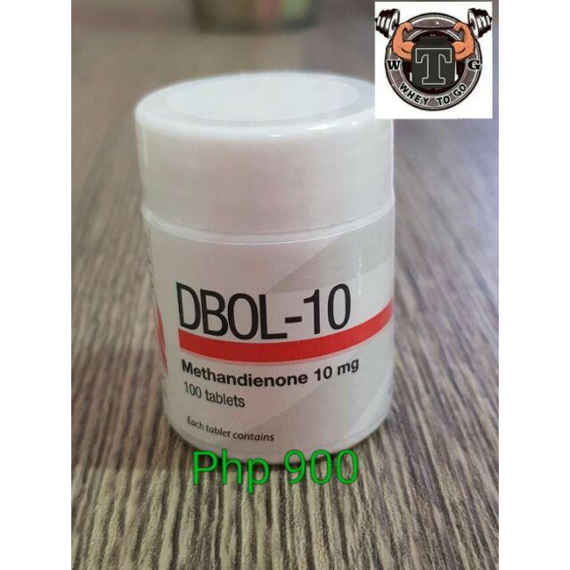 DBOL 100tabs -Php900