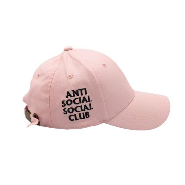 f219db38d58 Paranoid x Anti Social Social Club Dad Hat
