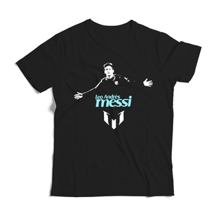 info for b2f65 d4946 Men's t-shirt Lionel Messi figure autograph Barcelona ...