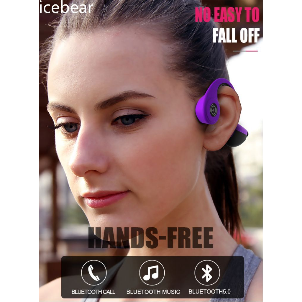 8acaa1b1614 TenFifteen Z8 bone conduction headset Bluetooth music call s | Shopee  Philippines