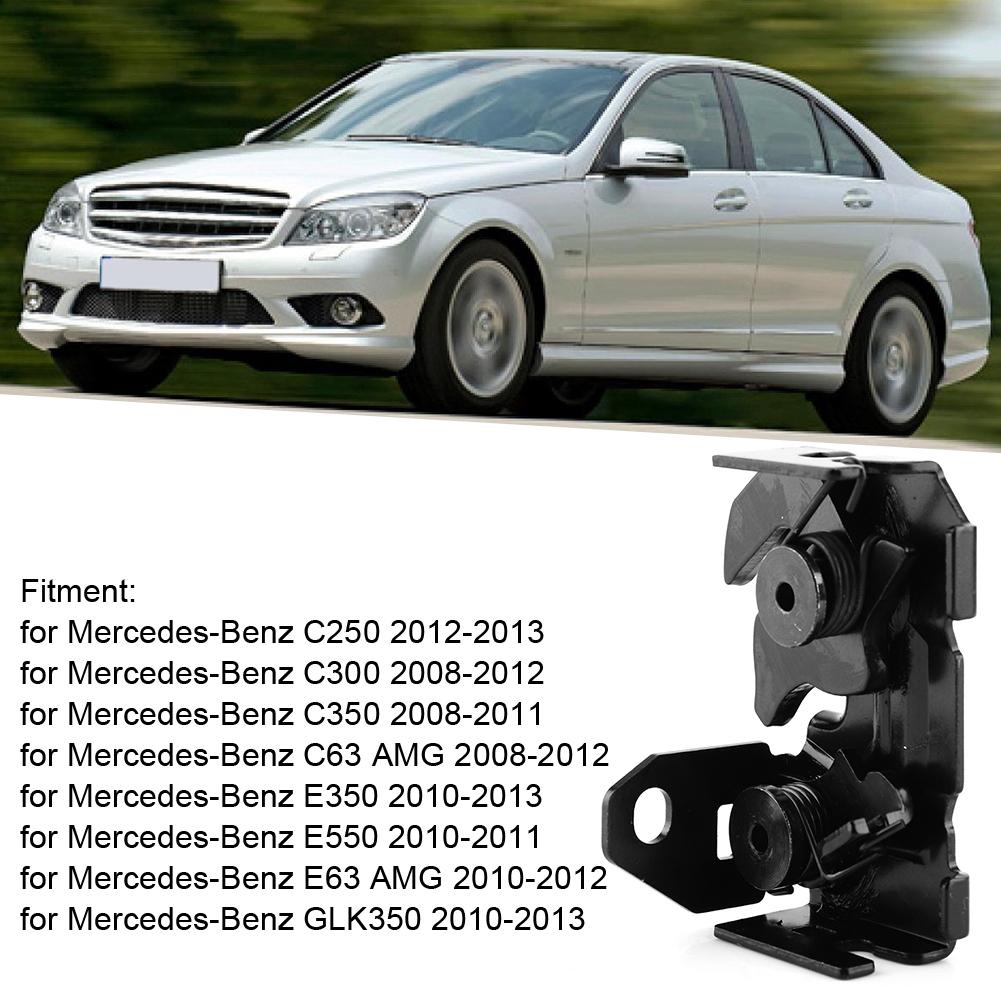 Mercedes Benz C300 C350 E350 E550 E63 GLK350 C250 Genuine Mercedes Hood Catch