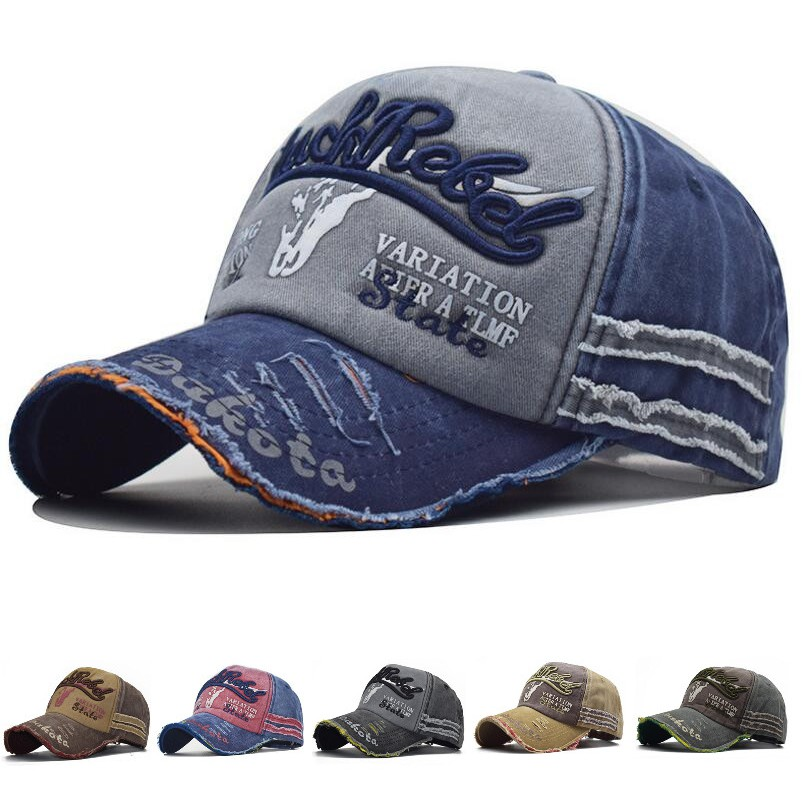 Baseball Cap Polo Style Classic Sport Hat Sports Hat Adjustable Washed Cotton Fashion Cap for Men and Women Casual Sun Hats