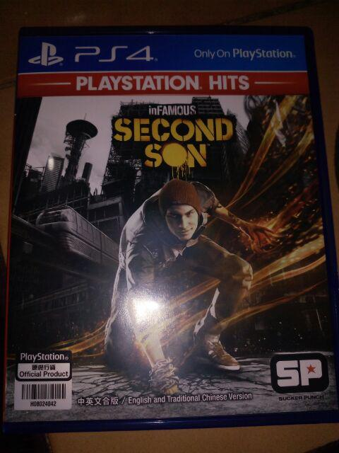 Infamous Second Son ps4 | Shopee Philippines