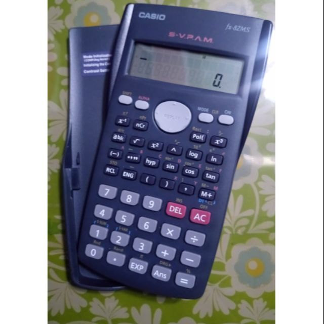 Fx 991ms Scientific Calculator Casio Shopee Philippines