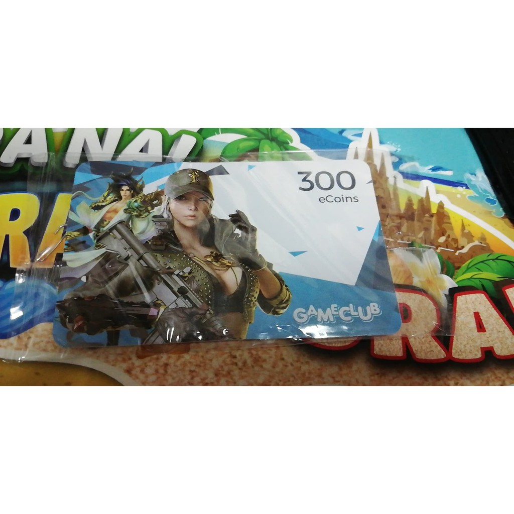 SpecialForce / Gameclub Gaming card 300