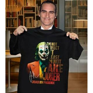 The Killing Joke Of Joker Joaquin Phoenix Jared Leto Funny Black T-shirt