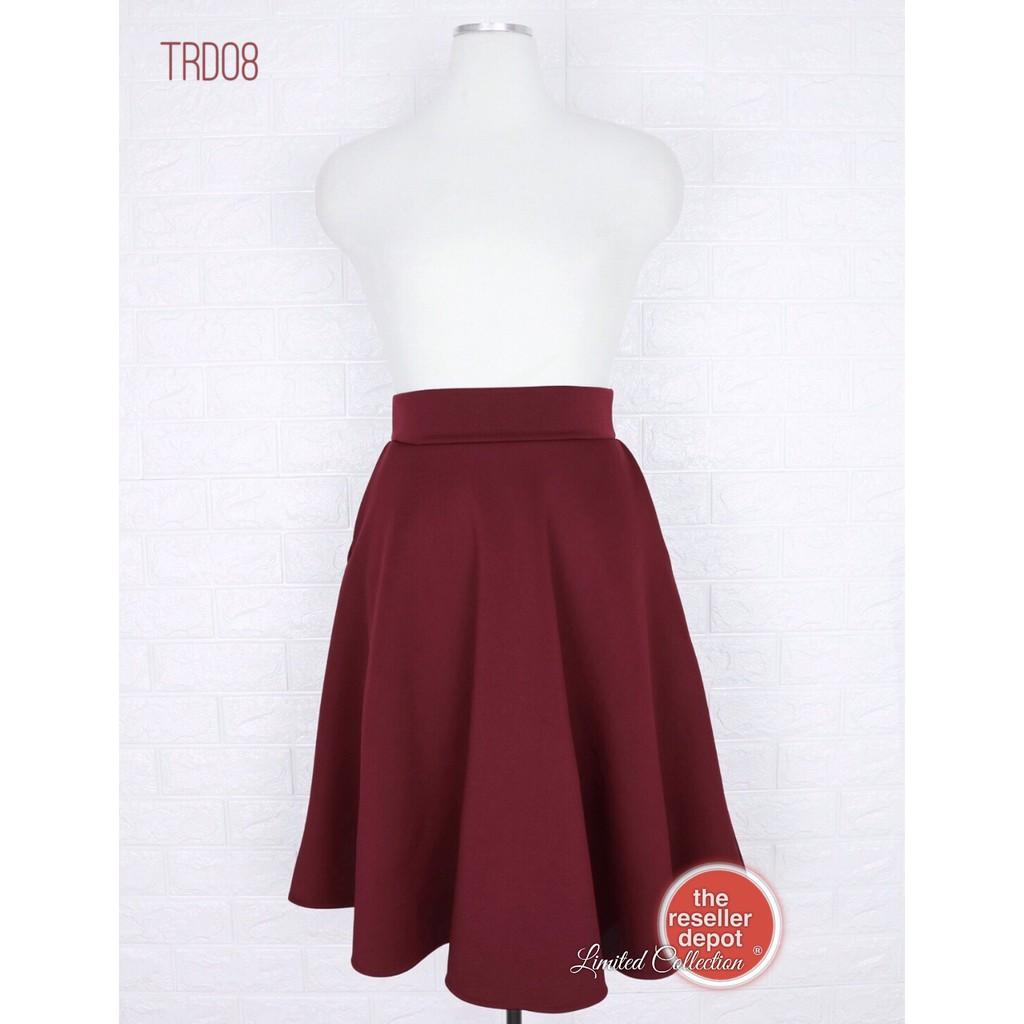 01662e4b41 Vintage hi waistmidi skirt | Shopee Philippines