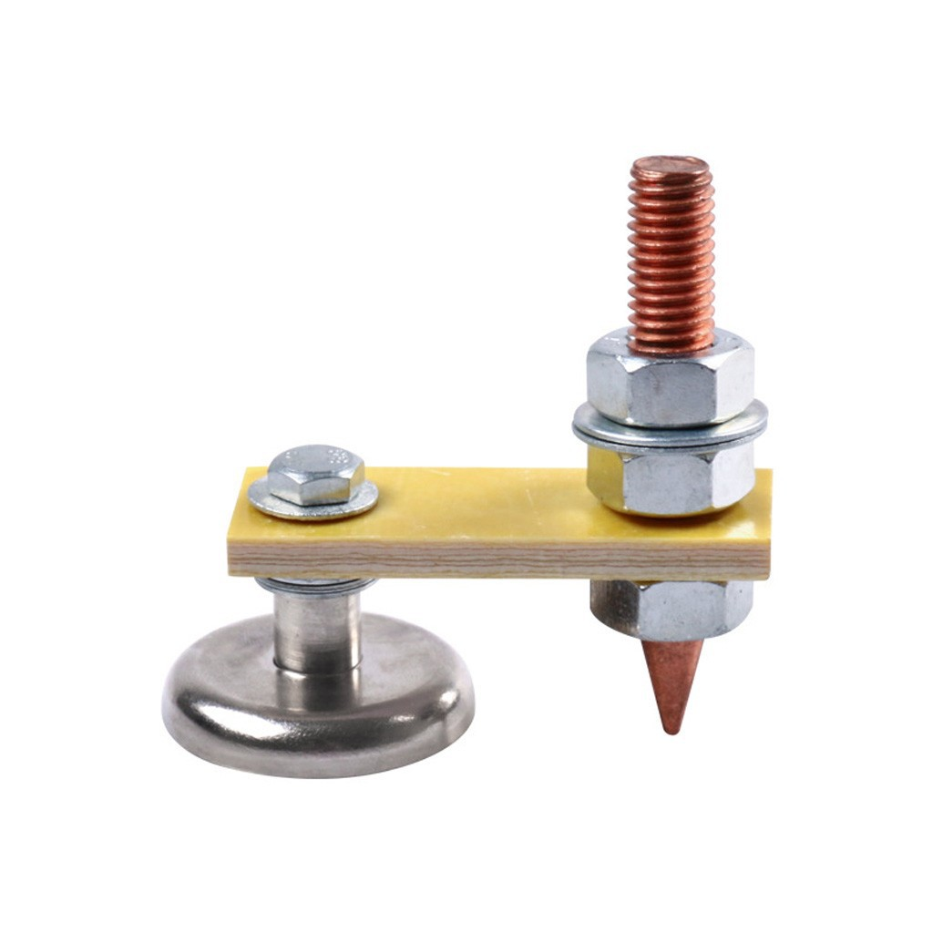 Magnetic Welding Ground Clamp Small Magnetic Welding Ground Clamp Holder Antheny Shopee Philippines