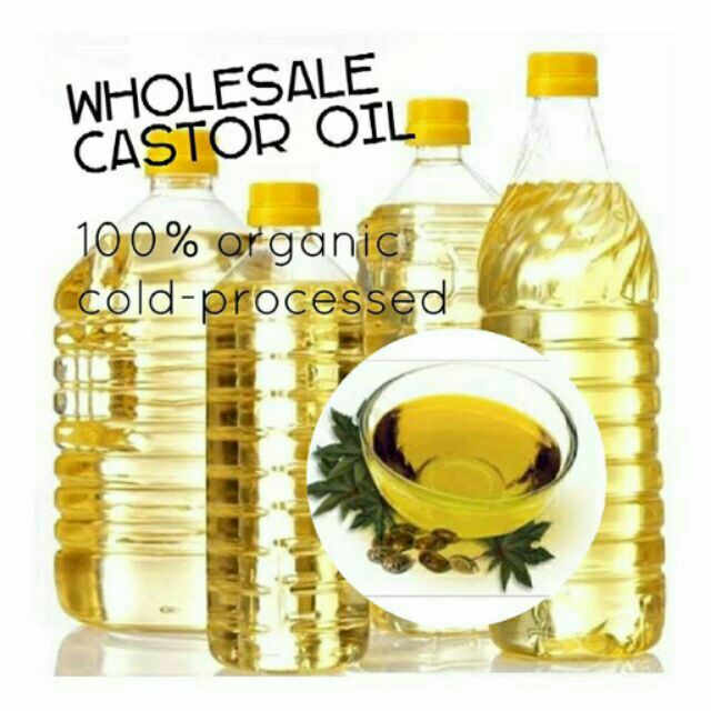 Castor oil wholesale