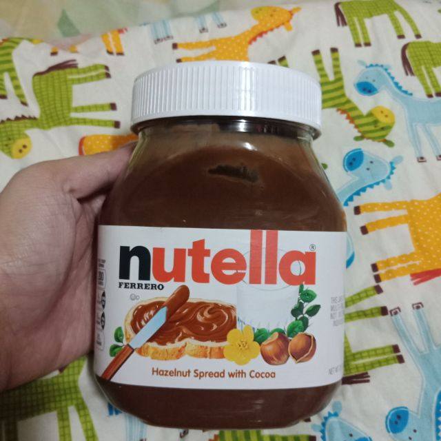 Nutella 750g On-hand
