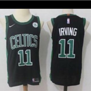 size 40 4510a 79d24 BOSTON CELTICS#11 kyrie Irving NBA basketball Nike jersey ...