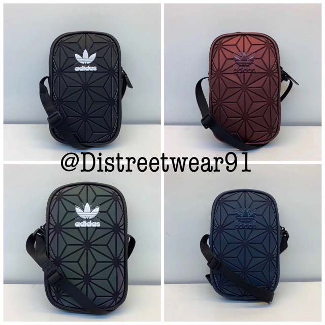 42db44833a Adidas 3D Mini Smartphone Pouch Sling Bag 2019 | Shopee Philippines