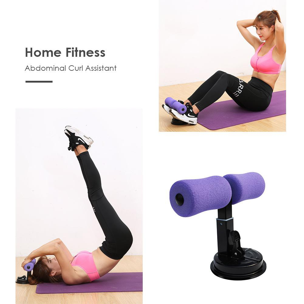 Home Fitness Lose Weight Equipment Gym Workout Abdominal Curl Exercise #8Y