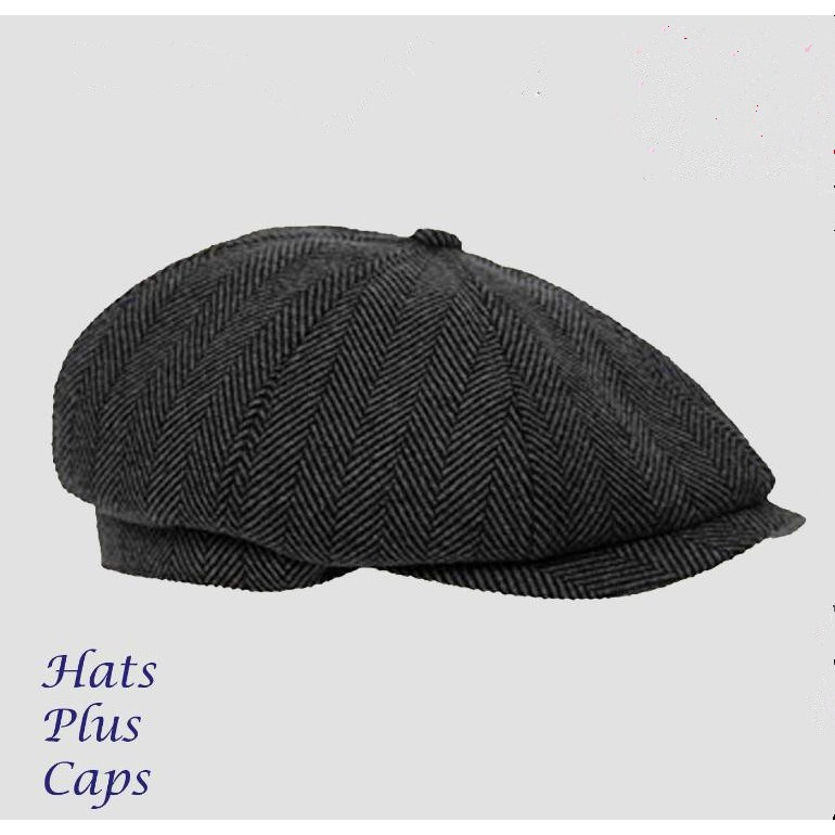 44d8b172822 Newsboy Cap For Women Solid Cotton Flat Beret Hat Snapback
