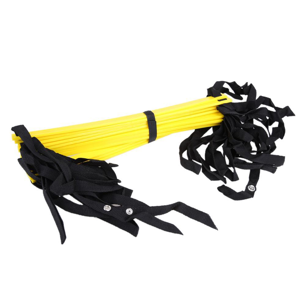 c63376b2f ProductImage. ProductImage. Nylon Straps Agility Ladder Soccer Football  Speed Training Stairs Equipment Cikugo