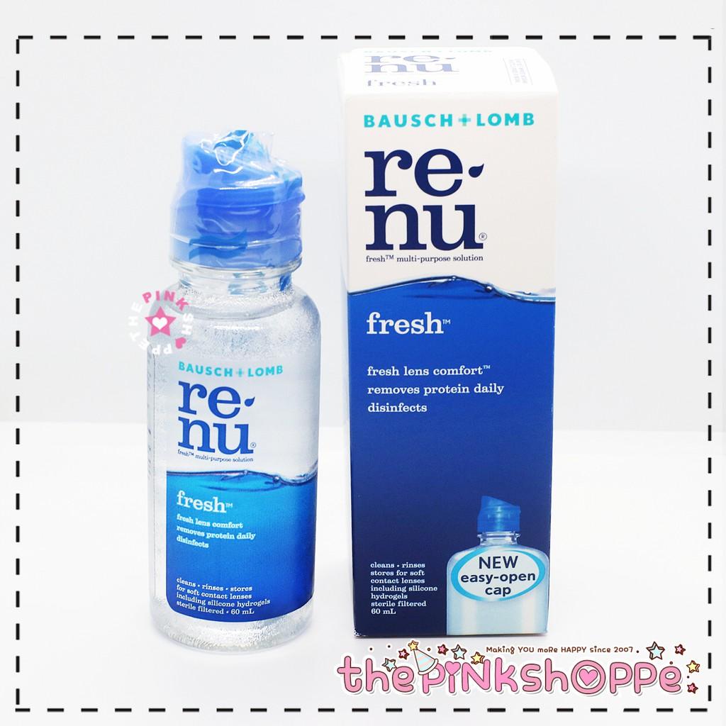 RENU Fresh Multi Purpose Solution 6OML with Free Case