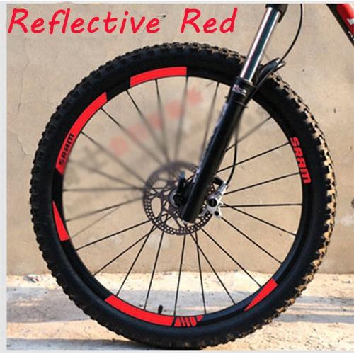 Stan/'s NOTUBES flow ex mountain wheel rim stickers MTB bicycle rims decals