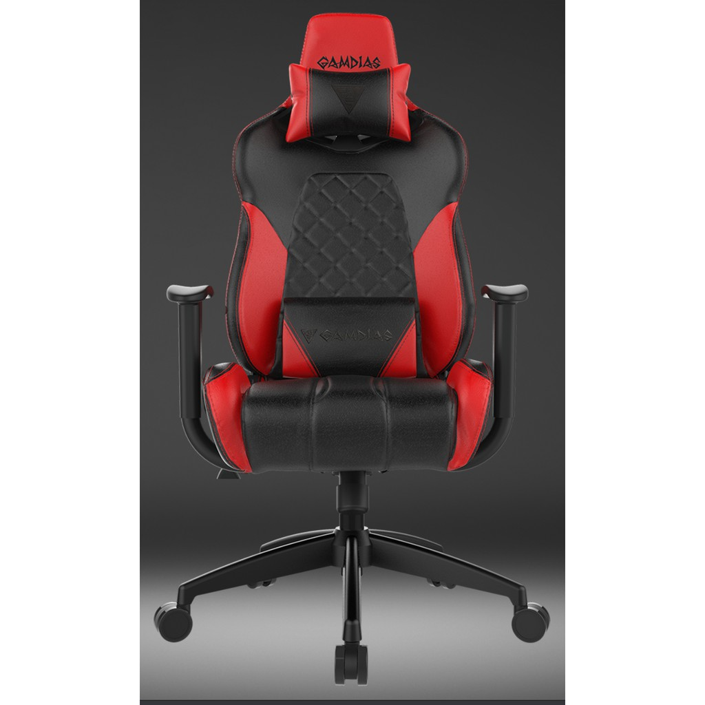 Picture of: Leather Gaming Chair Ergonomic Office Computer Chair High Back Swivel And Height Adjustment Shopee Philippines