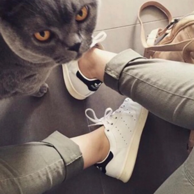 Adidas Stan Smith low cut shoes for women