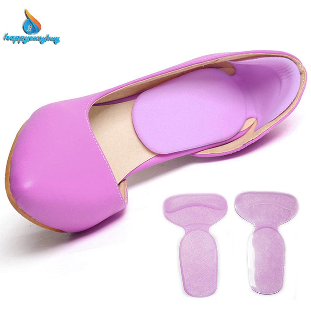 2 in1 High Heel Liner Cushion Protector Foot Care Shoe Insole Pad Soft