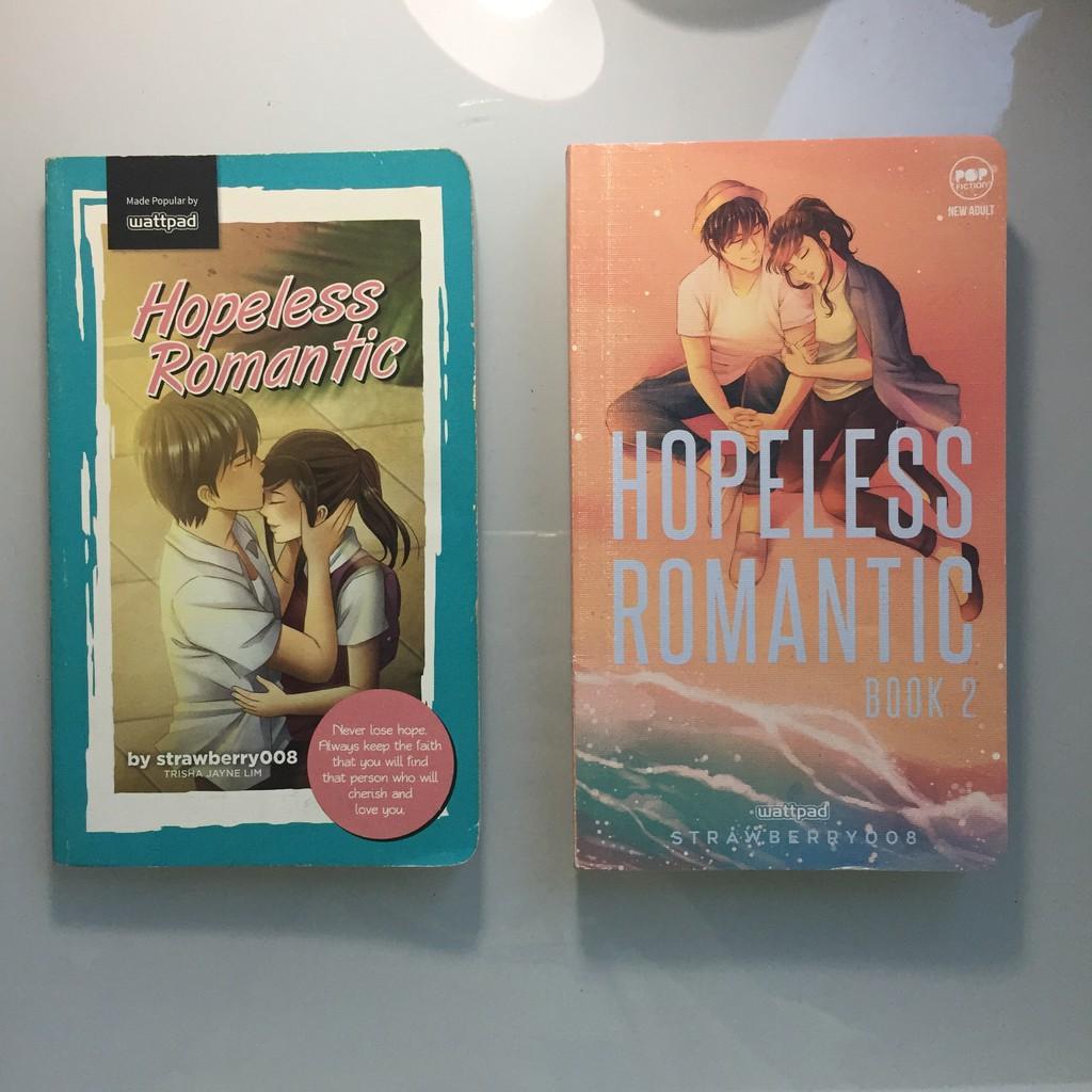 Wattpad Pop Fiction Books: Hopeless Romantic Book 1, 2