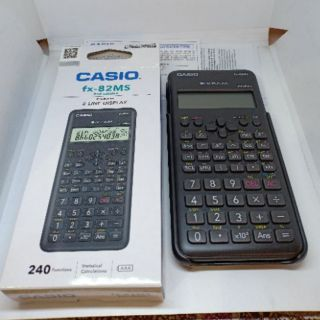 Original Casio fx-82MS Scientific Calculator Latest Edition