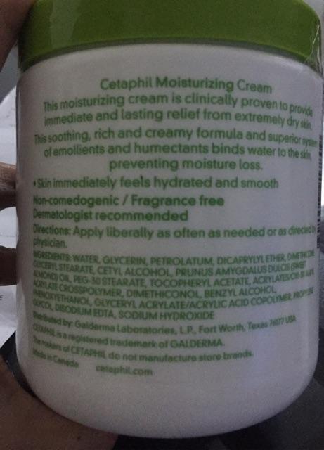Cetaphil Moisturizing Cream (20oz) , 566g   Shopee Philippines