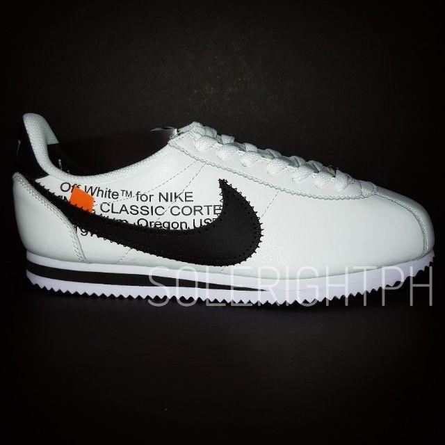 d4d099993 Off-White x Nike Classic Cortez