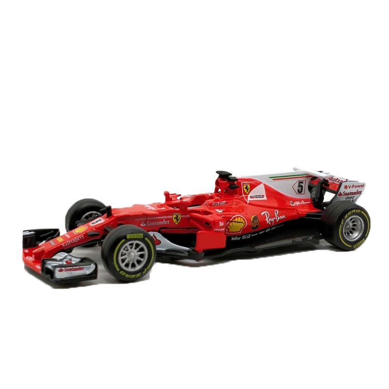 Formula 1 Ferrari SF70H Sebastian Vettel 2017 Metal Die cast model car 1//43