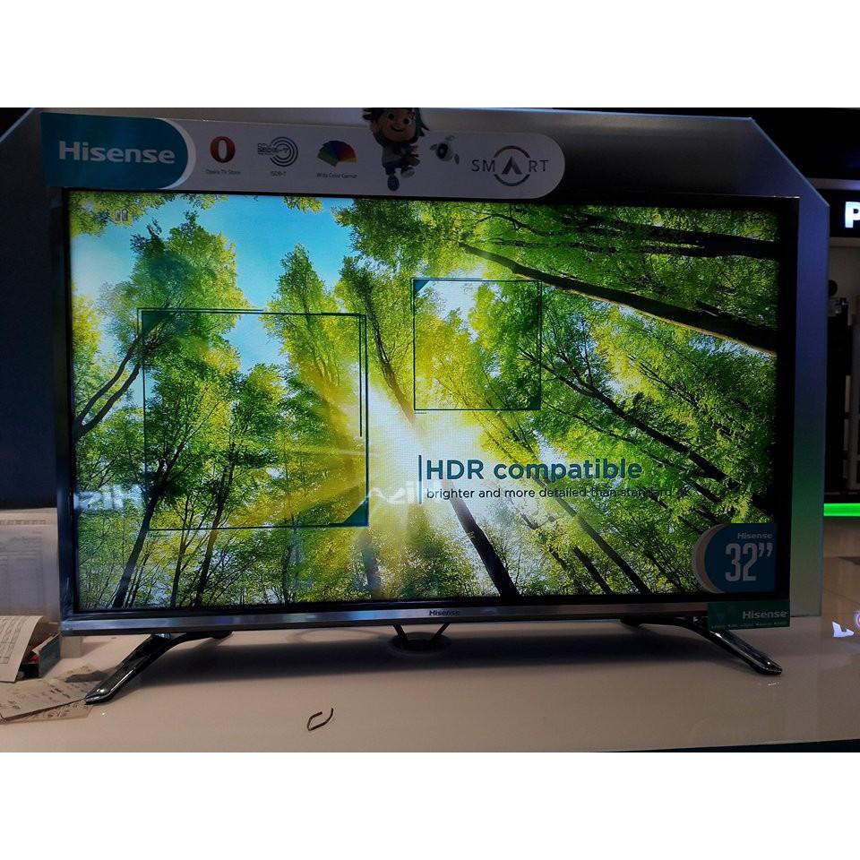 HISENSE SMART 4K UHD TV