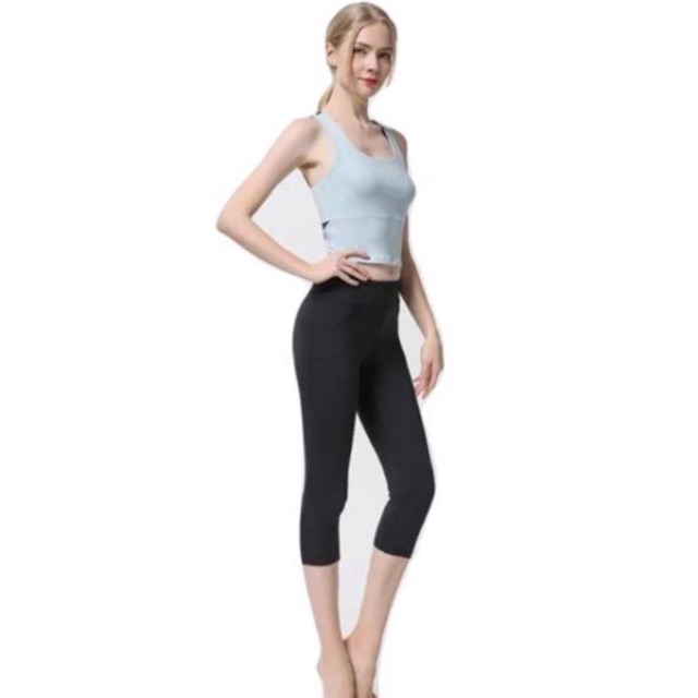 301d4cc8b02940 Reebok workout/ yoga pants   Shopee Philippines