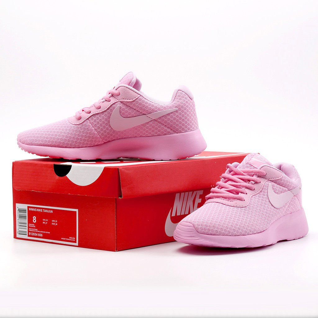 Nike City Loop For Women Running Shoes Grey Pink Shopee Philippines
