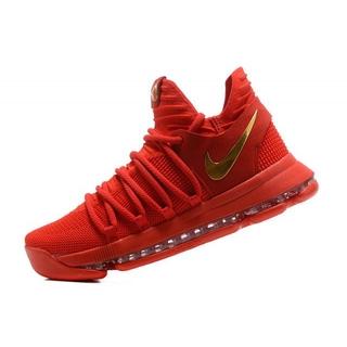 timeless design 8a823 9fad1 ... sweden nike kd 10 triple red mens basketball shoes 4bf26 af46b