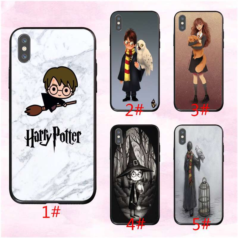 Harry Potter For iphone 4/xs/6/se/5c/5s cover case