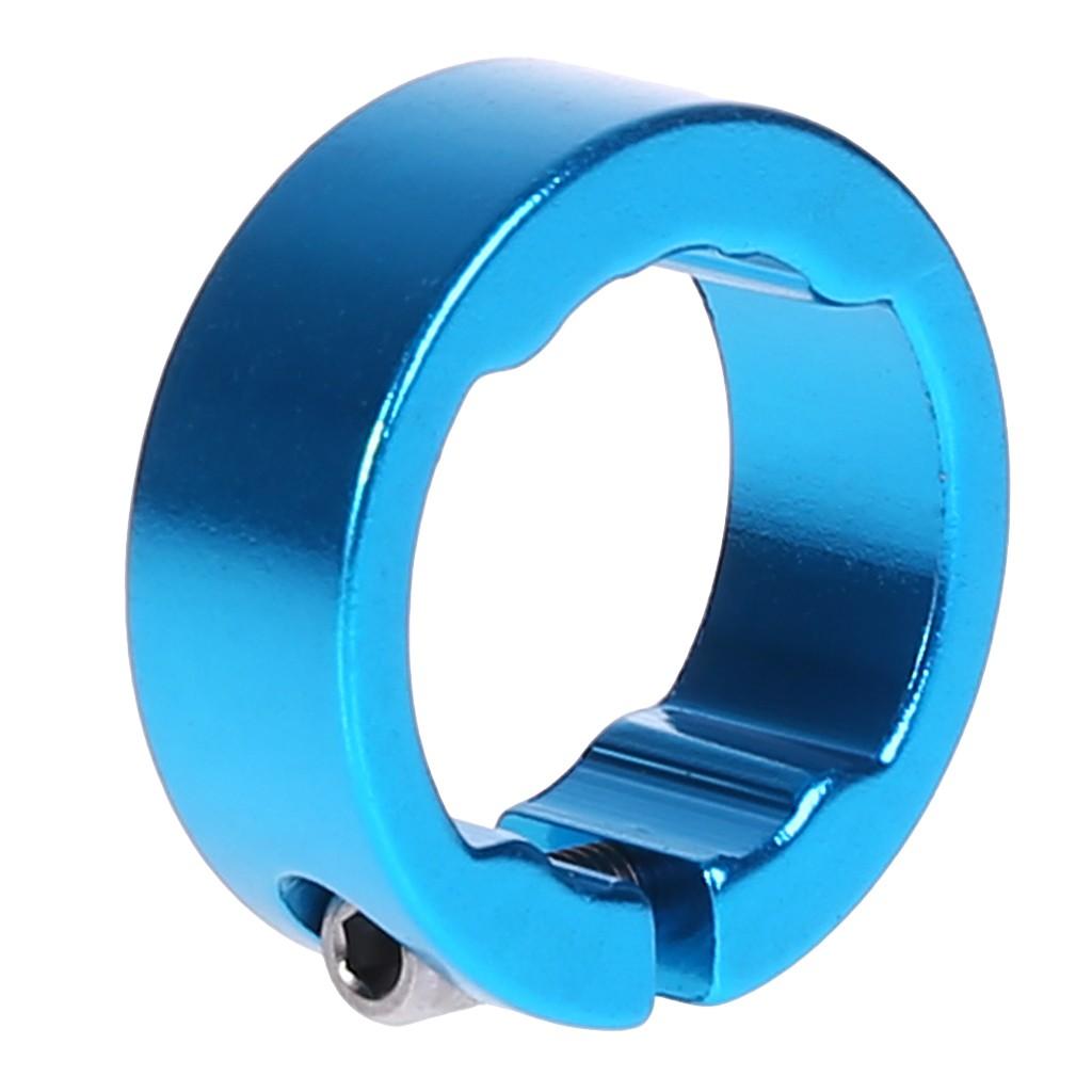 10pcs Bicycle Grips Ring Aluminum Alloy End Lock Rings MTB Handlebar Parts
