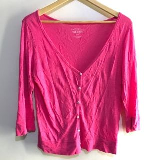 discount up to 60% limited style best quality Old Navy Womens Hot Pink Cardigan Size Small Button Up Shirt