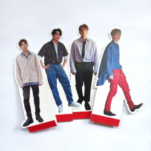 DAY6 SHOOT ME: YOUTH PART 1 STANDEES